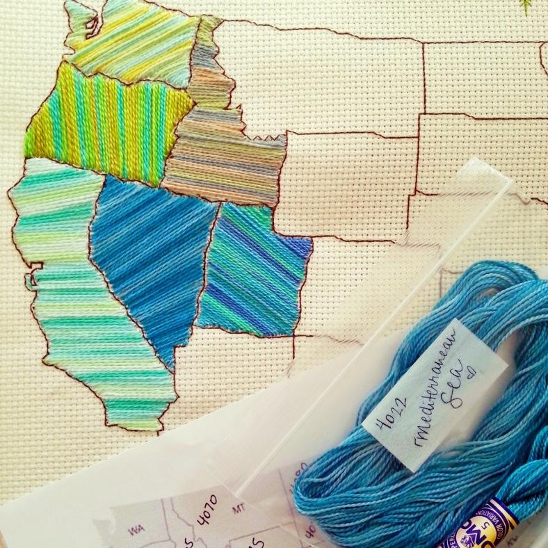 giant US map embroidery pattern   raisinguprubies.com