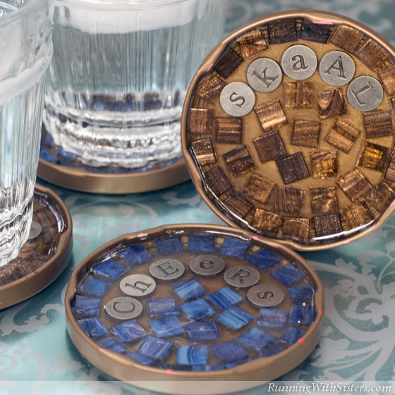 Mosaic-Cocktail-Coasters