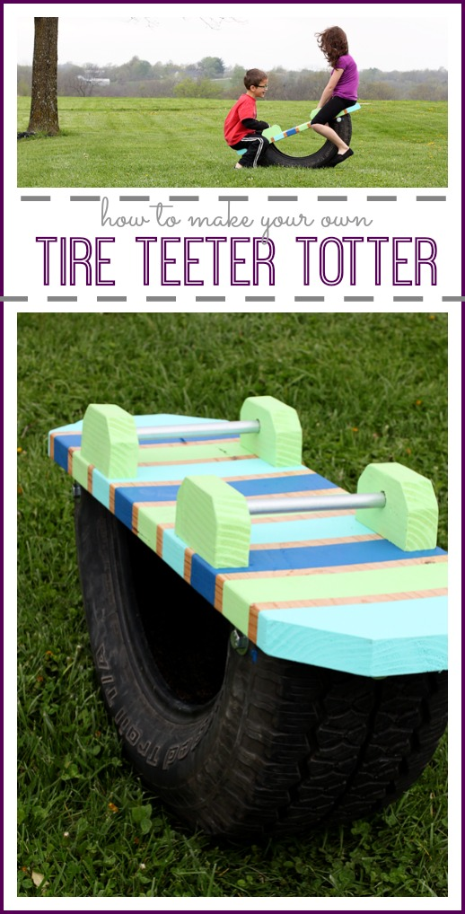how-to-make-a-tire-teeter-totter