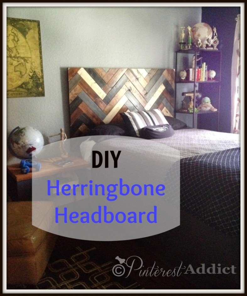 DIY-herringbone-headboard1-854x1024