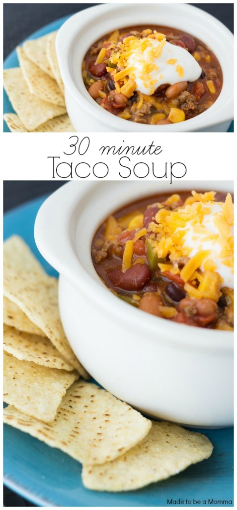 30-Minute-Taco-Soup